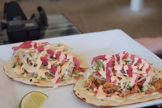 West End Village, Αγκίλα: Lobster Tacos