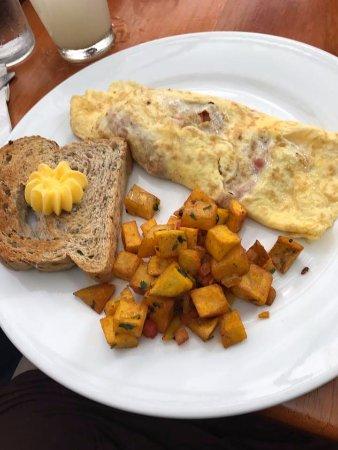 El Patio De Cafe Milagro   Manuel Antonio: Yummy Meal