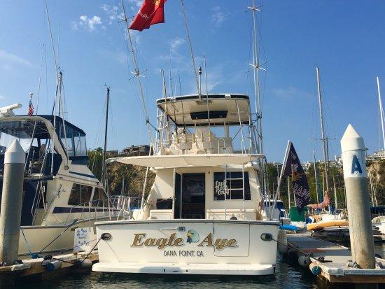 DANA POINT HARBOR, I ❤️the Creative Boat names!