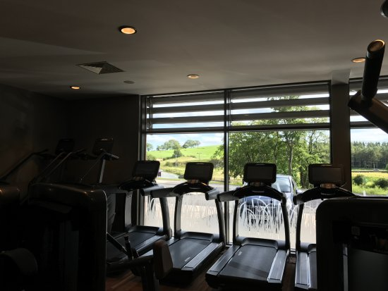 Coniston Cold, UK: Inside fitness suite