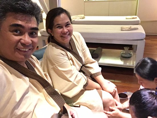 spa treatment - 3 hours massage and facial after lunch  relaxing