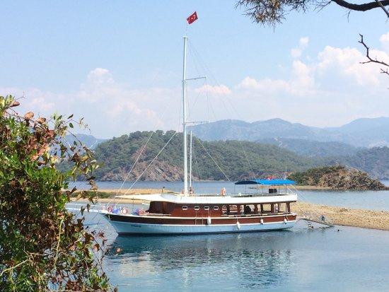 Gocek, Turquía: ÇINARIM