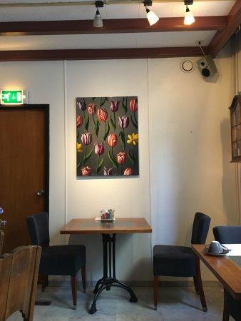 Hotel Leeuwenbrug: breakfast