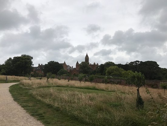 Ryde, UK: Quarr Abbey