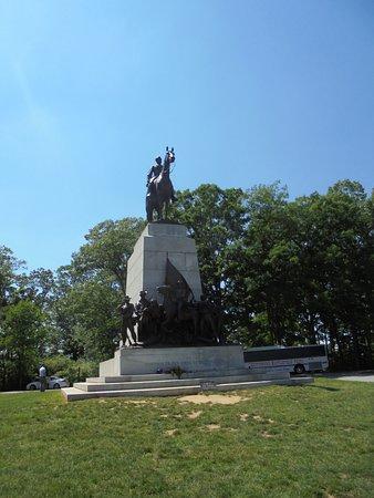 게티즈버그 국립 군사 공원 사진