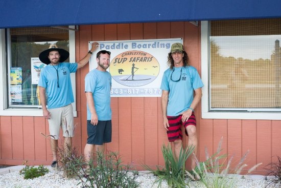 Folly Beach, SC: Our friendly staff are always happy to see you.