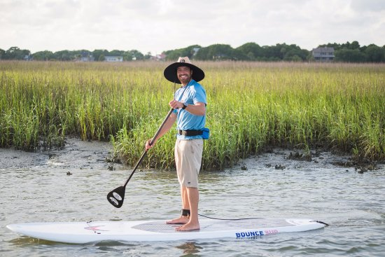 Folly Beach, SC: Our well-informed guides will tell you all you need to know about our Folly ecosystem.