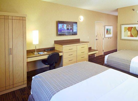 LivINN Hotel Cincinnati North / Sharonville: Flat Panel TV's in all rooms