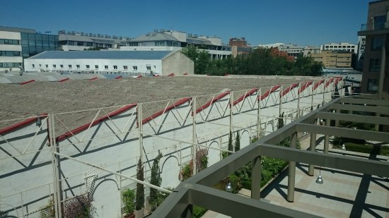 ILUNION Alcalá Norte Aufnahme