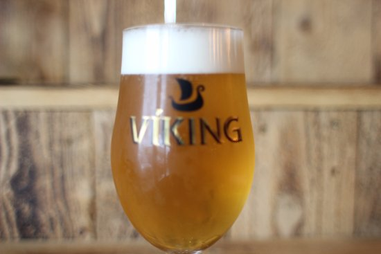 Kópavogur, Island: Thirsty after a day of traveling?