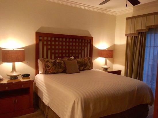 Reunion Resort, A Salamander Golf & Spa Resort: King Size Bed in 3Br Villa in Center Court Ridge