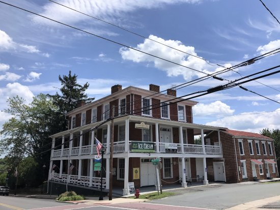 Stanardsville, VA: An 1840 building that has served many functions over the years, including as a civil war hospita