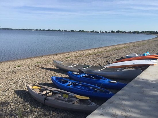 Watertown, SD: Angie's Paddle and Pedal