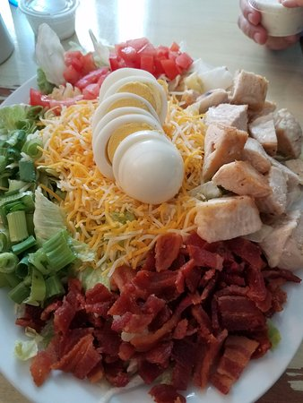 Grayling, MI: Salad