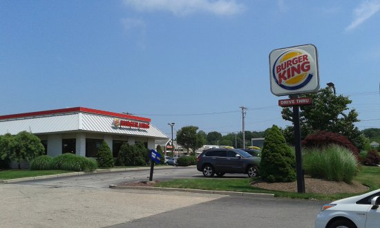 Wakefield, RI: BK from the road.