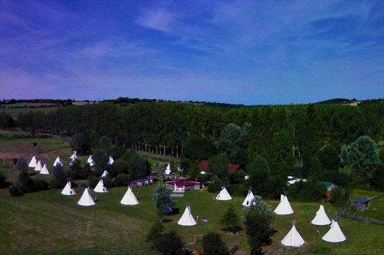 Brulon, فرنسا: Prise de vue aérienne.(drone) J.Hautier ©