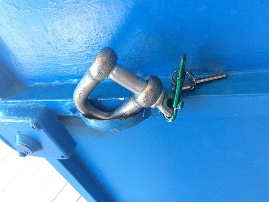 La chiave del bagno pesante - Foto di Kiosko Vapor Manolito, Ses ...