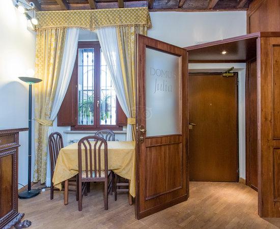 Domus julia roma talya otel yorumlar ve fiyat for Domus henrici boutique hotel tripadvisor
