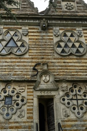 Rushton, UK: Doorway