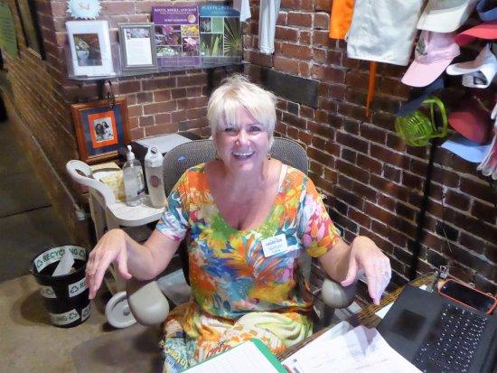 Key West Garden Club : I love Kathleen!