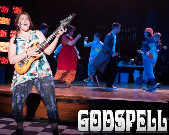 Godspell 2017 Produced by The Little Theatre of Manchester. Photo taken by Chris Huestis