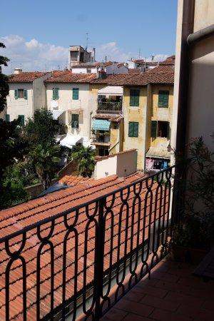 Room Mate Luca : Balcony