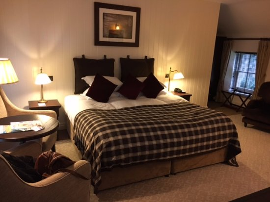 Lough Eske Castle, a Solis Hotel & Spa: Deluxe Room