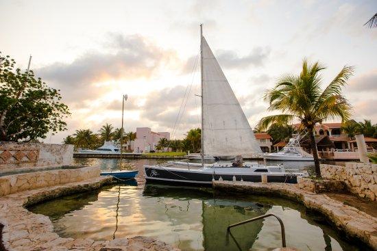 Puerto Aventuras, México: Punto de partida