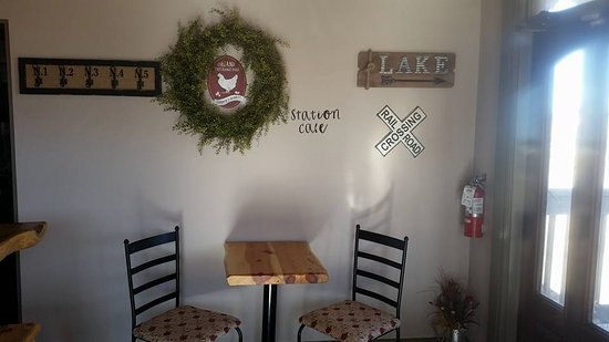 Palmer Lake, โคโลราโด: inside