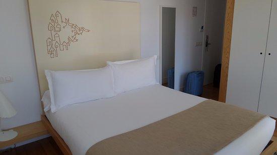 Hotel Pazo de Altamira : camera doppia