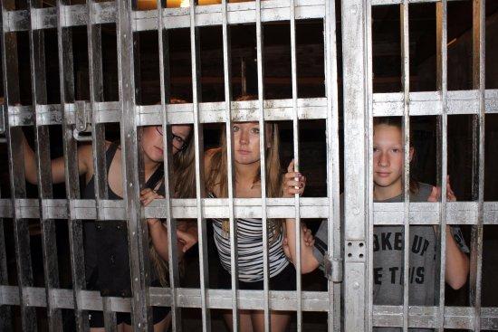 Montrose, Colorado: Town Jail.
