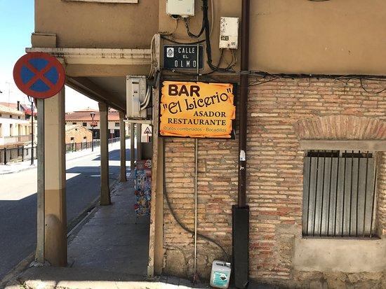 Cenicero, Ισπανία: El Licerio
