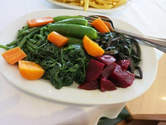 Bouillabaisse : Vegetables