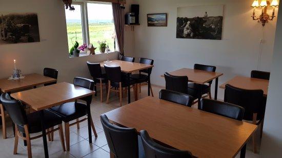 Lambastadir Guesthouse: Ontbijt