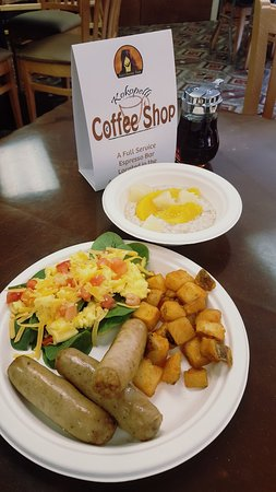Aarchway Inn: Complimentary full hot breakfast