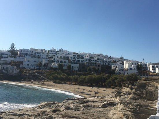 Naoussa, Grèce : Piperi Beach