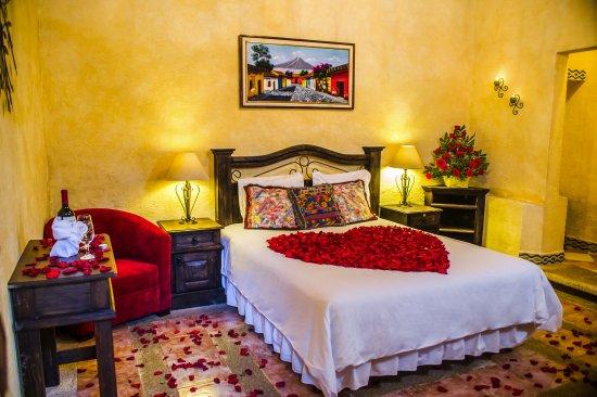 Hotel Casa del Parque: Paquete Romantico