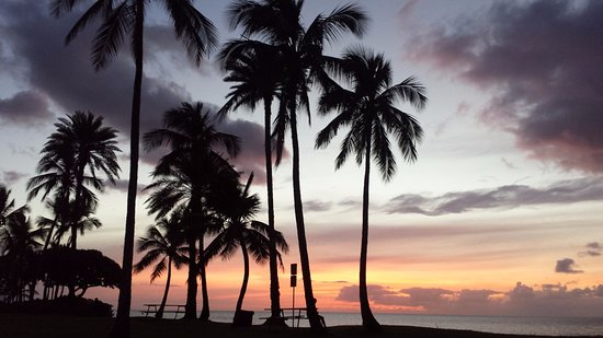 Aloha Private Tours: north shore sunset