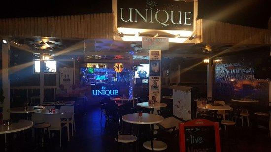 Bar Unique : Night