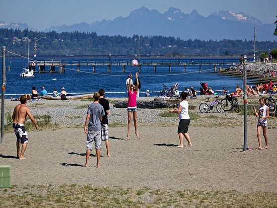 Surrey, Canada: Crescent Beach