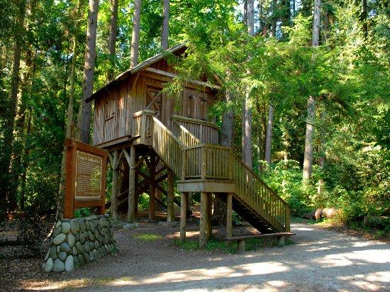 Surrey, Canada: Redwood Park