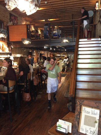 Field to Fork: Fun and hip restaurant!  Great little market attached to it.