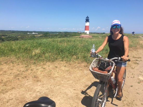 Sankaty Head Lighthouse - bike there easily from Sconset!