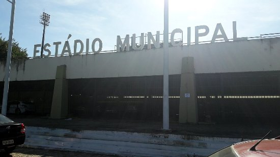 Estadio Municipal Walter Ribeiro