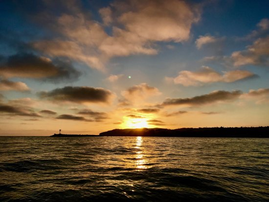 Outsider of DANA POINT HARBOR, some of the most 😍Amazing 🌅Sunsets!