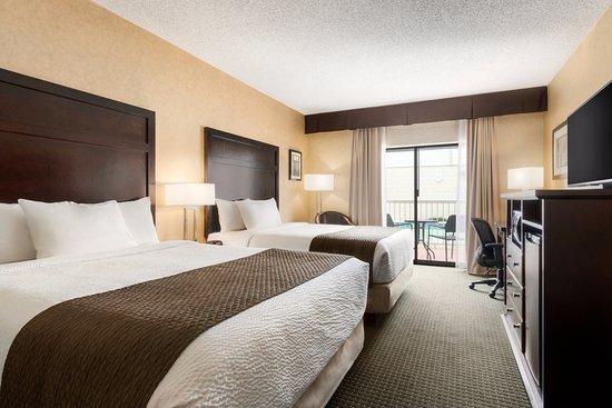 Cranbrook, Canada: 2 Queen Beds Room