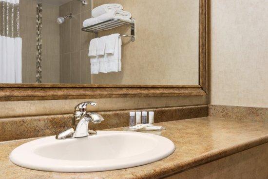 Cranbrook, Canada: Bathroom