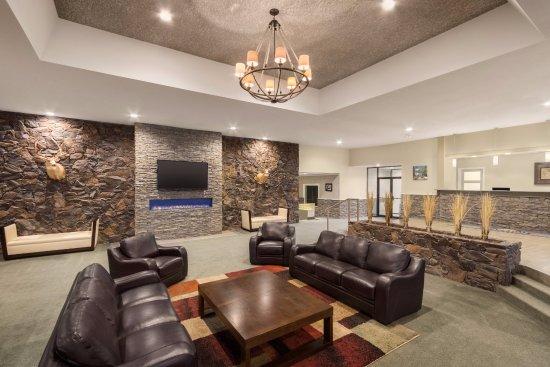 Cranbrook, Canadá: Lobby