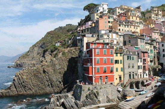 Borgo Storico di Riomaggiore
