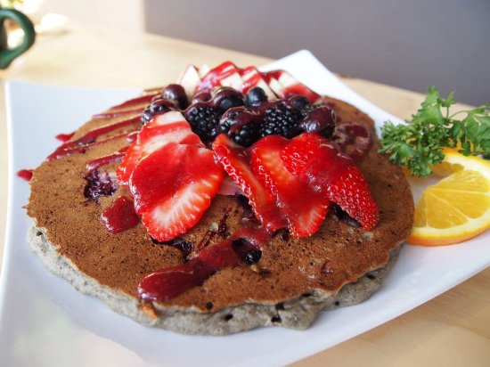 Berry Bliss Pancakes